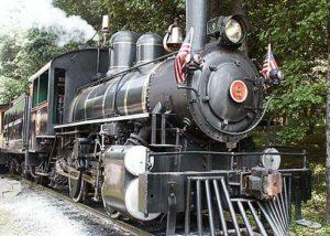 Handy Steam Locomotive