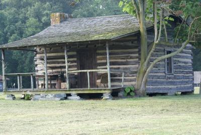 denton farmpark cabin