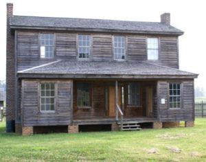 denton farm park house