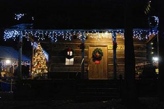 2018 10th annual event - Christmas Train Denton Nc