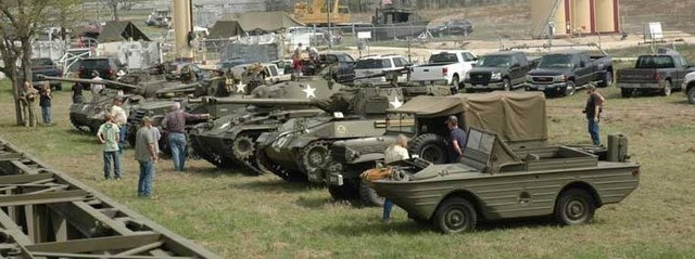 military show